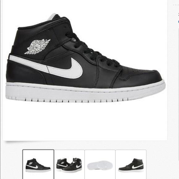 Nike Shoes | Nike Air Jordan Leather
